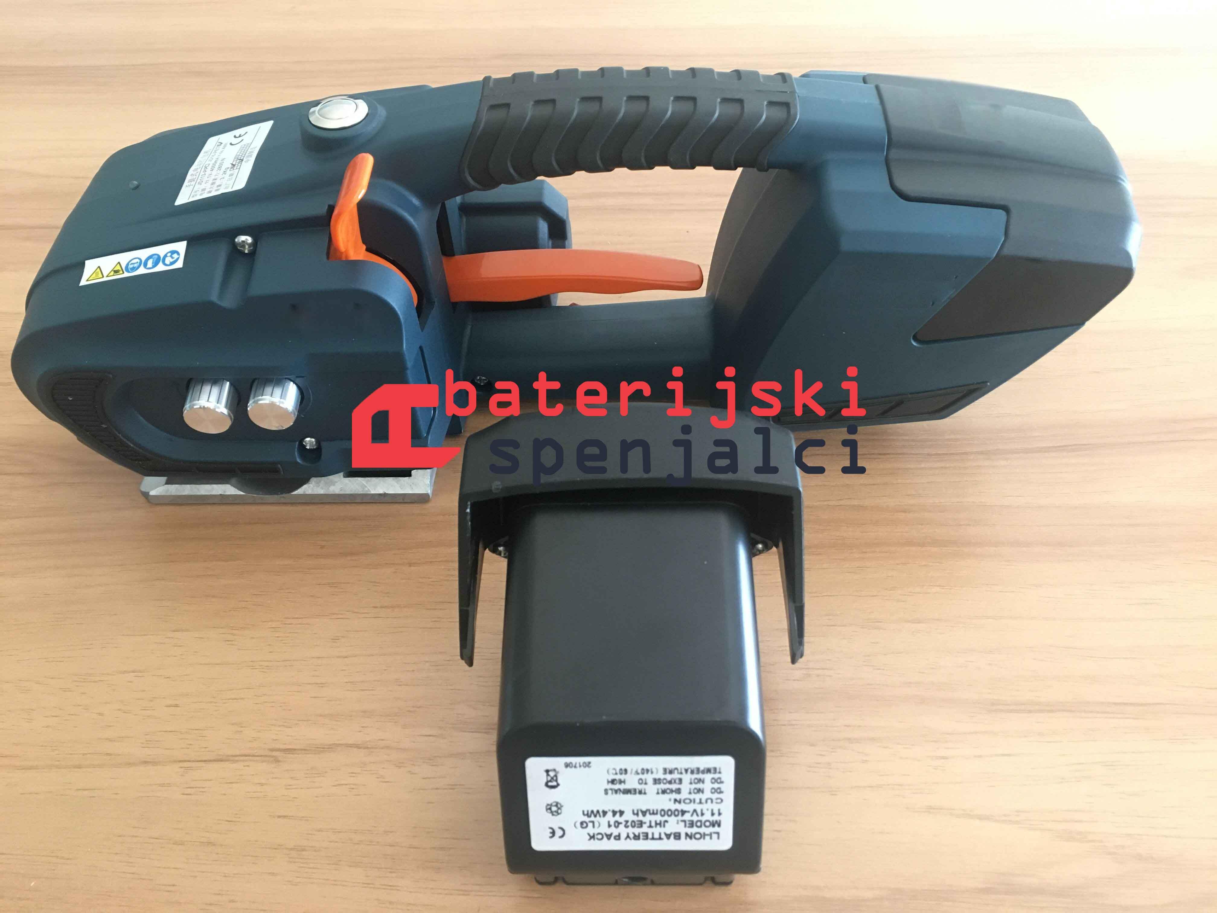baterijski spenjalec TES 13-16mm poceni spenalec cena